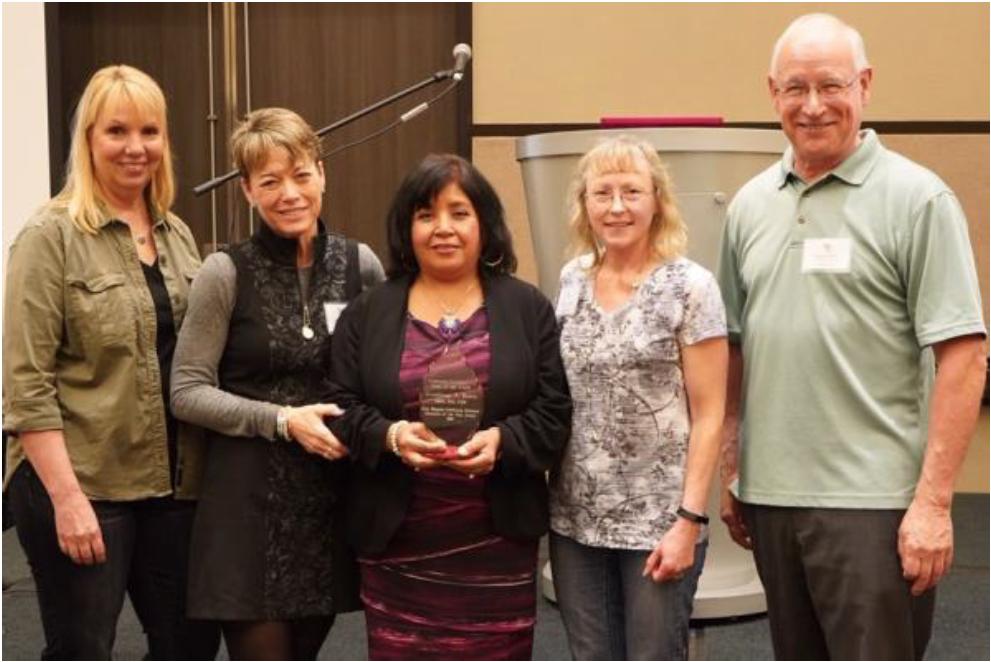 Natividad Diabetes Educator Wins Statewide Award Natividad